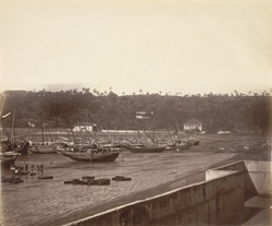 Back Bay in 1861.